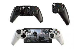 微软推出手机平板专用手柄,采用类似Switch的可拆式设计-2