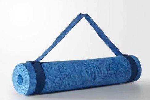 adidas瑜伽垫怎么样?adidas瑜伽垫防滑设计好吗?-1