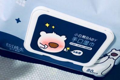 小白熊湿巾评测?小白熊baby湿巾价格多少?-1