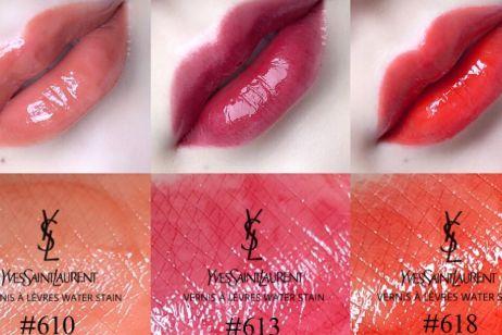 ysl染唇液和唇釉一样吗?有哪几个色号最好看?-1