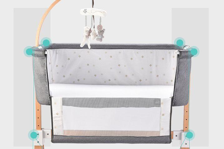 elittile婴儿床值得买吗?elittile婴儿床性价比高吗?-1