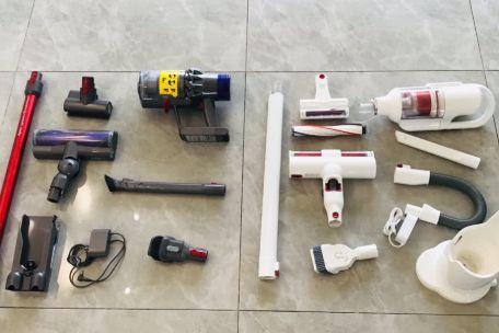 戴森吸尘器和小狗吸尘器对比?哪一款更好用?-1