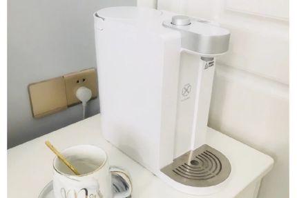小米心想即热饮水机如何清洗?容量大不大?-1