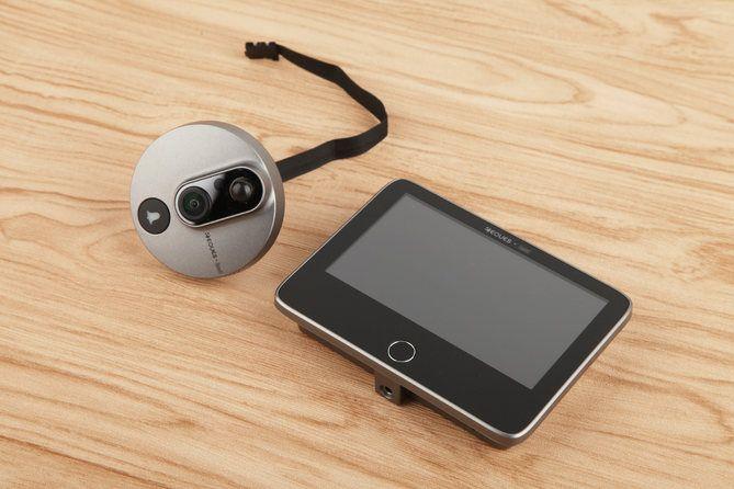 如何选择一款好的智能猫眼?智能猫眼使用功能-1