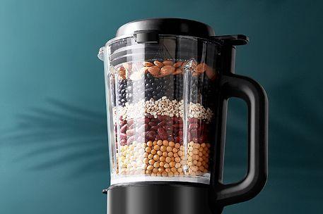 破壁料理机一机多用,和豆浆机、榨汁机有何区别?-1