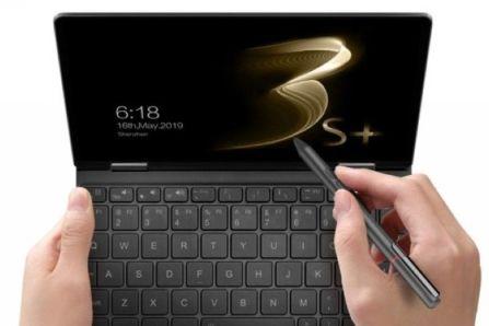 壹号本 One Mix 3s+ 笔记本电脑上架开售:袖珍易携带-1