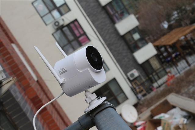 百元户外安防产品体验,米家生态链系列xiaovv户外摄像机-1