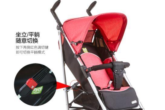 婴儿推车类型介绍 婴儿推车如何选购和保养-3