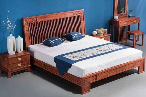实木家具床怎么选 实木家具床真假如何判断-1