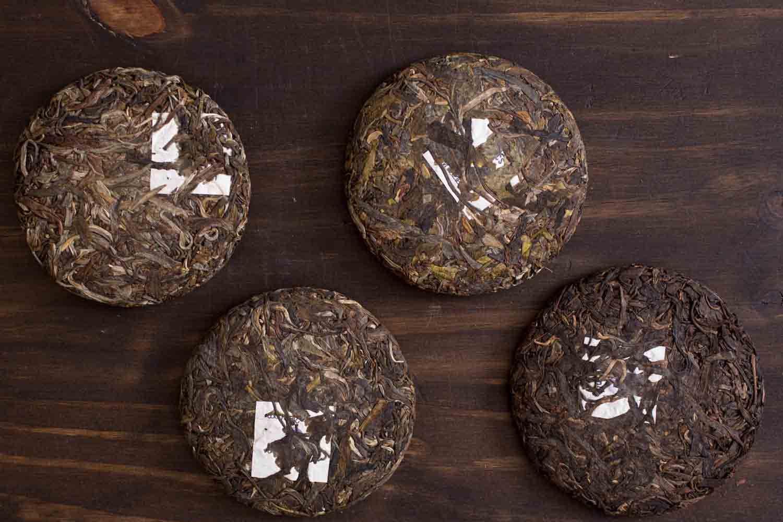 如何鉴别一款茶为老茶?以普洱为例,着重聊聊耐泡度~-1