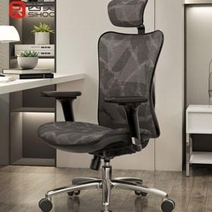 西昊人体工学椅电脑椅家用舒适久坐工程学办公椅书房椅子电竞座椅