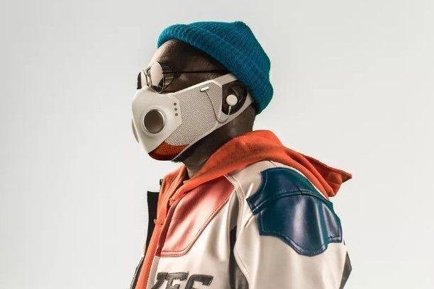 霍尼韦尔推出智能口罩:配备风扇、降噪耳机,售价299美元-1