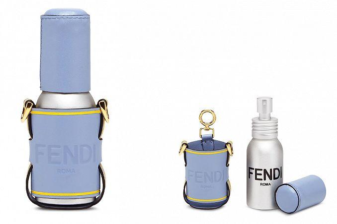 FENDI推出时尚感满满的洗手液便携瓶-1