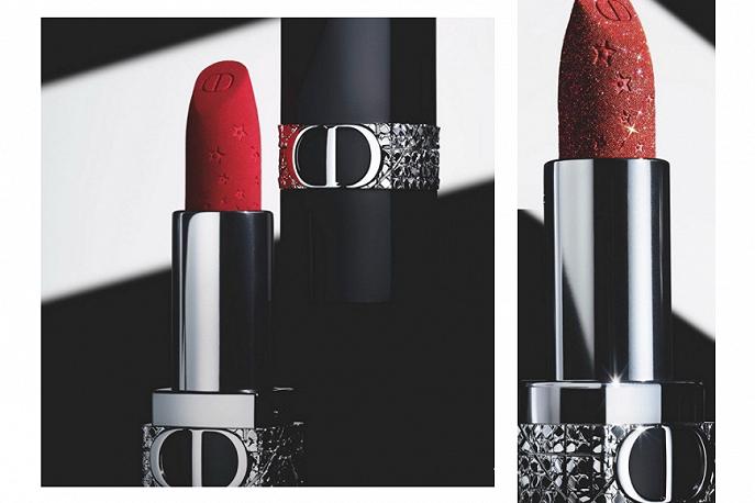 Dior全新星光限量系列唇膏-1