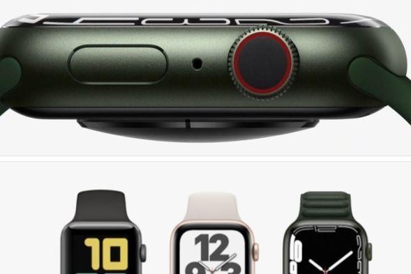 Apple Watch 7发布,起售价399美元-1