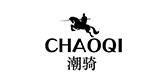 潮骑品牌标志LOGO