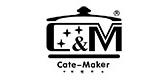 cmcatemaker麦饭石锅