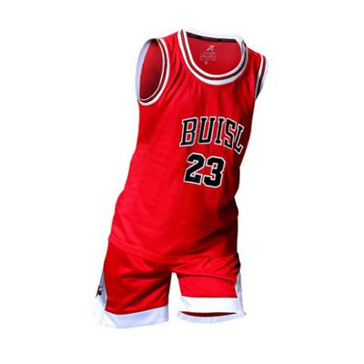 儿童篮球衣