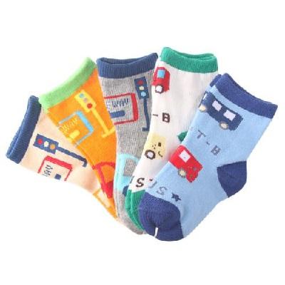 儿童袜子纯棉