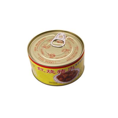 红烧猪肉罐头