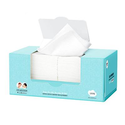 洗脸巾哪个牌子好_2021洗脸巾十大品牌-百强网