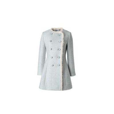 羊毛呢子大衣